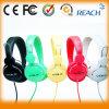 Venta caliente auriculares ajustables de auriculares estéreo de moda