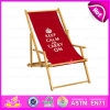 2015년 Wooden를 위한 최신 New Product Folding Beach Chair, Armrest, Hot Sale Folding Beach Chair W08g032를 가진 Cheap Folding Beach Chair