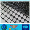 Behoudende Muur pp Plastiek Uitgedreven Geogrid 30-30kn/M