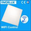 Controllo chiaro di WiFi del comitato di 595*595 LED