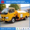 Dongfeng 5tの下水道の浚渫のトラックの高圧パイプラインの浚渫機のトラック
