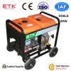 Prezzo popolare di Etk Cina buon per la lista diesel di prezzi del generatore del fornitore 7kv 7kVA della Cina di silenzio di energia elettrica