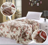 Novo Design 100% poliéster flanela de impressão de manta de lã de Coral cobertor/Cobertor Fabricante