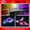 2W ПОЛНОЦВЕТНОЕ RGB анимации этапе лазера для клубов/Группа/Рождество