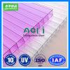 10 лет строительного материала Warranty с UV Protection Polycarbonate Sheets