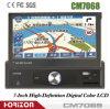 7 автомобиль Gpscm7068 экрана касания дюйма HD Retractable + MP5 экрана Machine=Family навигации одно Retractable
