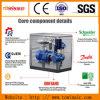 Compresor de aire industrial del tornillo de la corriente ALTERNA (TW100A)