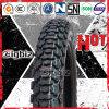 Calidad superior de 3,00 a 18 Tubeless neumático de la motocicleta y tubo para África