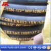 Hoge druk Rubber Hose/Mangueras Hidraulicas SAE 100r1 bij