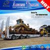 3 het Graafwerktuig dat van de as de Lage Oplegger van de Vrachtwagen van de Jongen voor Verkoop Vervoer