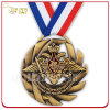 주물 고대 청동에 의하여 도금된 기념품 메달을 정지하십시오