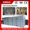 Machine de développement sèche de poissons de matériel de séchage de poissons de circulation d'air