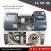 El coche del torno del CNC de la aleación de la reparación auto bordea la máquina de la reparación
