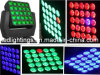 discoteca Matrix Light di 25PCS Infinite Rotating
