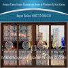 Foshan cronometra i buoni portelli scorrevoli di alluminio di qualità di Huiye (Cina Top10)