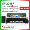 Stampante di Digitahi del tessuto per Softsign e la tessile (SP-2045F)