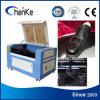 Taglierina dell'incisione di taglio del laser del CO2 del cuoio della mascherina di calzature