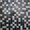 Bathroomのための熱いMelt Glass Mosaic Tile