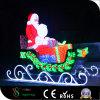 Luz do Natal Papai Noel