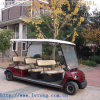 8대의 시트 거리 법적인 전기 골프 실용 차량