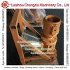 moinho de péletes Haste de trigo em madeira de pinho com marcação CE