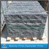 De natuurlijke Zwarte Tegels van de Muur van de Vloer van het Graniet van het Basalt G684 Buiten