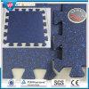 Переплетение резиновых пол коврик для парков, резиновые плитки Найджелом Пэйвером