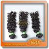 Человеческие волосы фабрики 100%Natural бразильские Virgin Remy