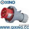 16AMP 415V Plastic Material Cee Plug Mennekes Industrial Plugs