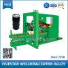 Automatische Wechselstrom-Frequenz-Stahltrommel-Herstellungs-Fünf-Sternemaschine