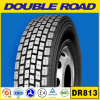 Chinesisches Double Cion Kamaz Tire 315/80r22.5 in Russland, Truck Tire Double Road