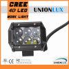 4 heller Stab des Zoll-4D 18W LED mit Flut-Punkt-Träger für 4X4 weg Punkt-Licht des Straßen-Jeep vom ursprünglichen CREE Chip-LED