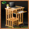 Bambusminicomputer-Schreibtisch-Nachttische