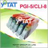 Cartouche de jet d'encre de Compatibel pour Canon Pgi-5 Cli-8