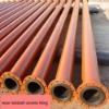 Wear-Resistant Ceramic Lining Pipe