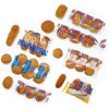 De Machine van de Verpakking van het Brood van de Cake van koekjes