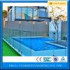 Le verre trempé de 12mm panneaux de clôture pour la construction de verre de sécurité