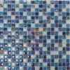 Mattonelle di mosaico di cristallo di vetro utilizzate raggruppamento (CFC204)