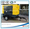 Silent Canopy를 가진 트레일러 Mounted 50kw/62.5kVA Portable Diesel Generator