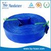 Ferme l'irrigation agricole Layflat en PVC flexible à eau