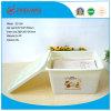 Pesante-dovere Plastic Storage Bins di Co pp per Storehouse