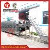 Automatischer Riemen-Typ Heißluft-trocknende Maschine/Tunnel getrockneter Raum