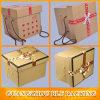 El papel de cartón corrugado cajas de embalaje de fruta de Apple (BLF-PBO346)