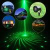 Iluminación del laser DJ del cielo del proyector del laser del RGB de las luces laser de la animación