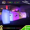 Möbel-Farben-ändernder glühender Stab-Kostenzähler des Partei-Ereignis-Dekor-LED