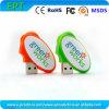 閉鎖旋回装置のエポキシのロゴのメモリ棒USBのフラッシュ駆動機構(ET012)
