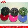 Granite Grinder를 위한 3 단계 Diamond Polishing Pads