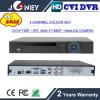 4 canal independiente HD Cvi DVR Cvr 4CH