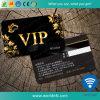 Plus d'estampage à chaud 4k pour la carte à puce RFID de proximité CARTE VIP