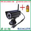 Sistema di allarme di obbligazione domestica di GSM con il sistema di allarme senza fili di monitoraggio alta tecnologia automatico di Dail delle videocamere